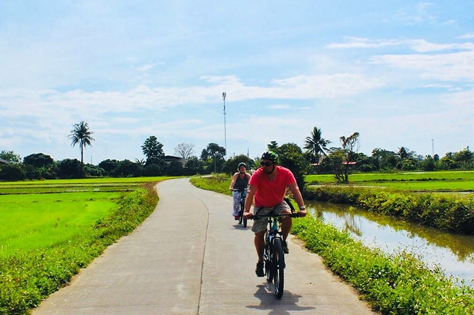 Chiang Mai Country Bike Tour
